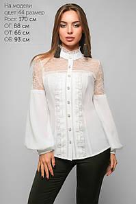 Блуза Белая +
