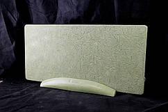"""Керамогранітний обігрівач """"Гранж"""" оливковий (ніжка-напівсфера) 600 Вт 649GK6GRSI562+ 649PSF562"""