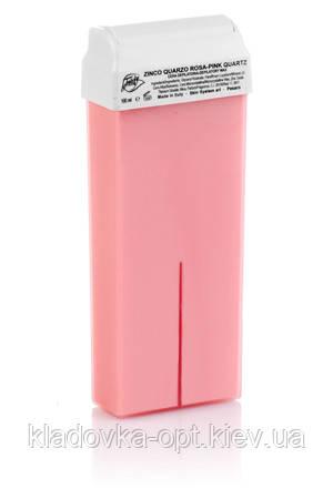 Воск розовый кварц TrendySkin System100ml