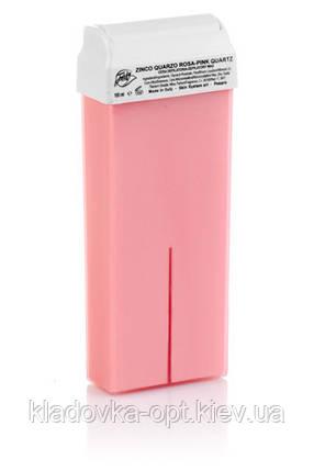 Воск розовый кварц TrendySkin System100ml, фото 2