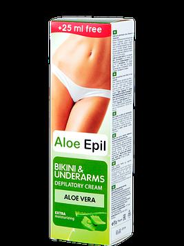 Aloe Epil (Алоэ Эпил) - крем для депиляции. Цена производителя. Фирменный магазин.