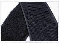 Лента-застежка с клеевым слоем ZIP FIX HPX 80004/80005, черная, фото 1