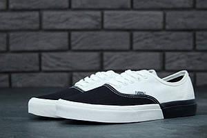 Кеды Vans Authentic Black White