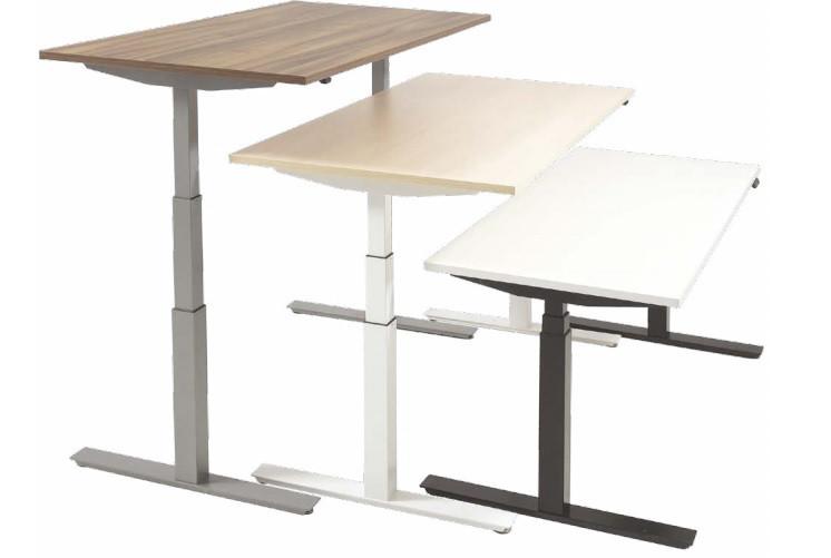 Стол с регулировкой высоты N-ERGY N-ERGY, 140*80, 25, Черный