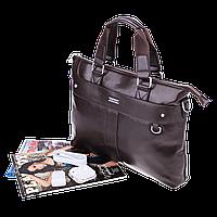 Кожаная сумка, мужская. Vormor