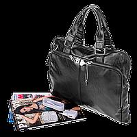 Мужская сумка, кожа Vormor