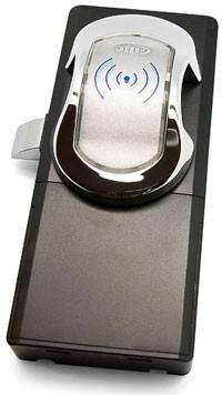 Z-395 ET IronLogic — электронный замок для мебели, шкафчиков в раздевалках