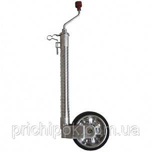 Опорное колесо Plus с защитой от проскальзывания, нагрузка 300 кг, стальной диск