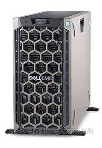 Сервер Dell PE T640 (210-T640-3106) - Intel Xeon Bronze 3106, 8 Cores, 11Mb Cache, up to 1.70GHz