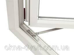 Ограничитель открывания створки металлопластикового окна артикул FB 201