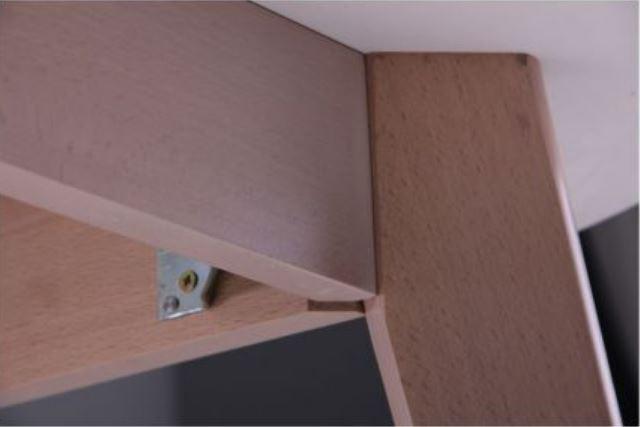 Стол Модерн CO-293.1 шпон D900 Белый/Бук беленый (фото 7)