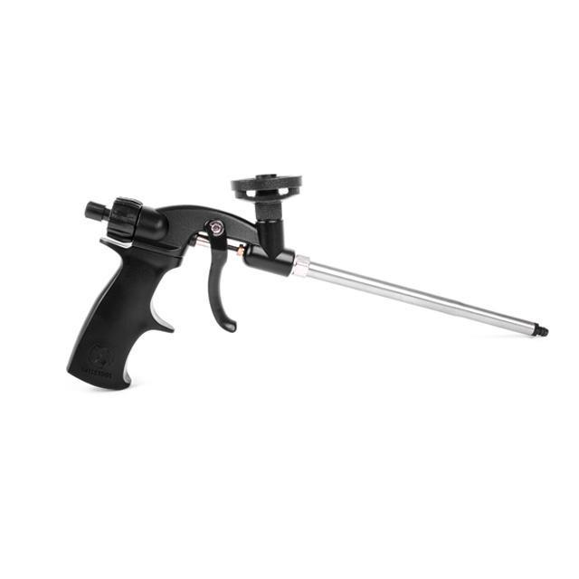 INTERTOOL Пистолет для монтажной пены с тефлоновым покрытием иглы, трубки и держателя баллона, Арт.: PT-0605