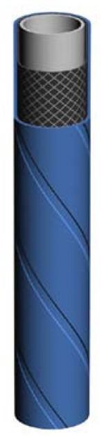 Промывочный шланг для пищевых продуктов, 20 Бар, —40°С/+95°С вода, +164°С пар, 1452-10