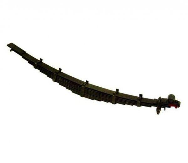 Рессора задняя со стяжными хомутами в сборе ЗИЛ-131