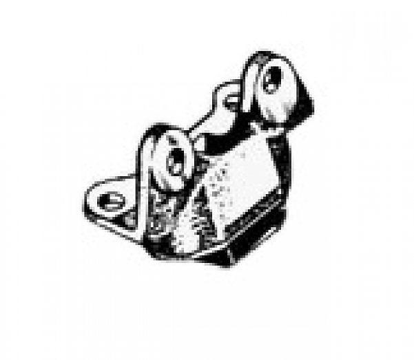 Кронштейн буфера ЗИЛ-131