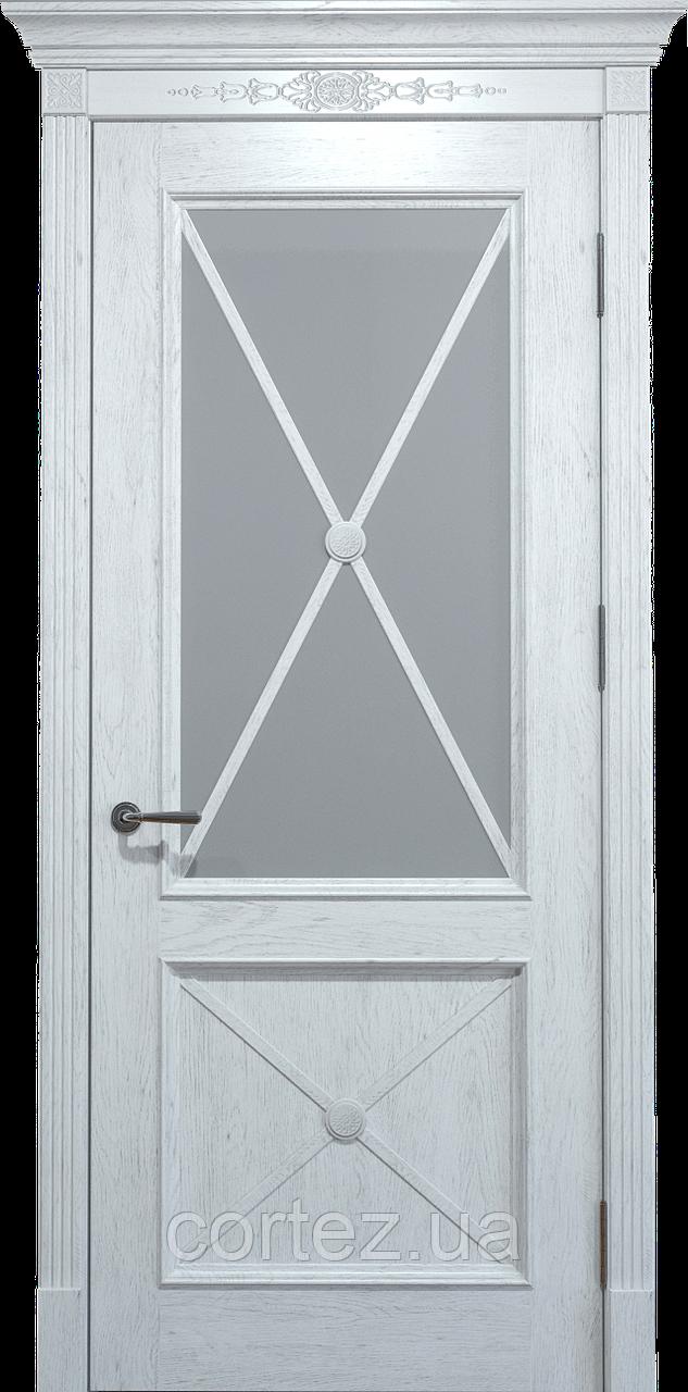 Межкомнатные двери массив дуба RC-012 массив дуба