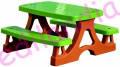 Детскии Столик для пикника с скамьями MOCHTOYS
