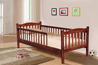 Кровать односпальная Юниор (с 1 или 2-мя заборами)