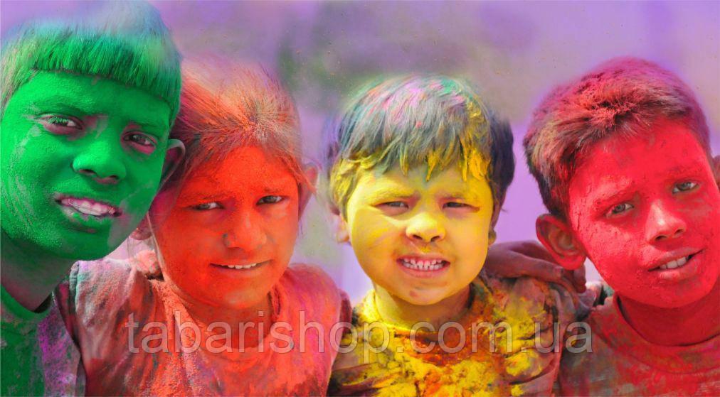 Встречаем Холи - праздник Весны или Новый год по-бенгальски.