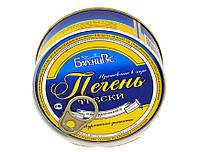 Печень Трески Натуральная Баренц Рус 230 грамм