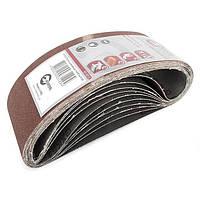 INTERTOOL Лента шлифовальная 75x457 мм, зерно 120, уп. 10 шт., BT-0312, фото 1