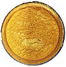 Золото синтетика перламутр JT300