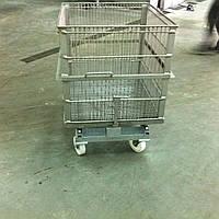 Тележка (корзина) для автоклава