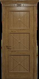 Межкомнатные двери массив дуба RC-021 массив дуба