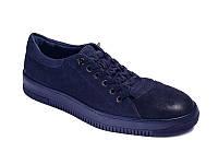 Туфли LUCIANO BELLINI 71112-1 40 Темно-синие (SP00002686-40)
