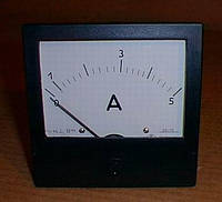 Амперметр Э365 15А