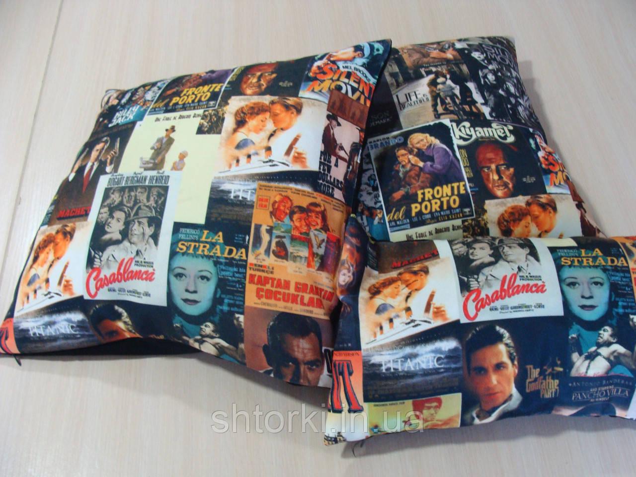 Комплект подушек Киномания 3шт