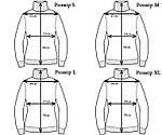 Размер S (46) - Свитер Lee Cooper мужской осенне-зимний темносиний - Распродажа, фото 3