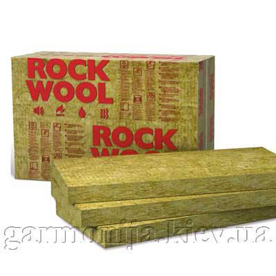 Минеральная вата ROCKWOOL UNIROCK 50мм, фото 2