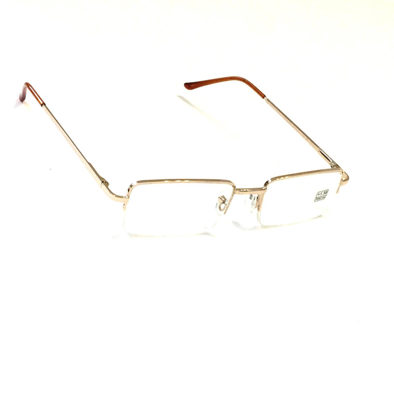 Полуоправные очки