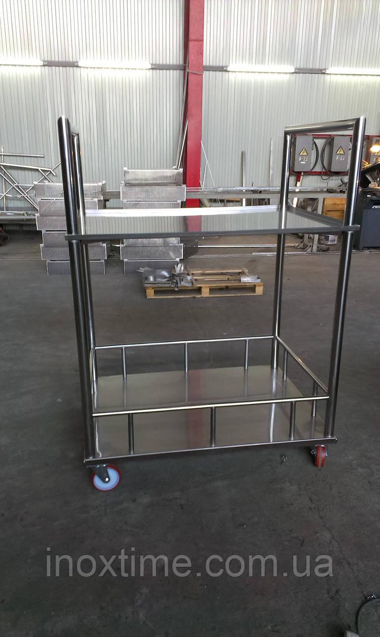 Візок для спецій з нержавіючої сталі