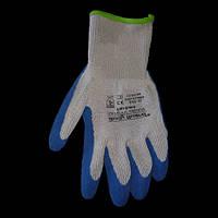 Перчатки хозяйственные рабочие Пена Антипорез