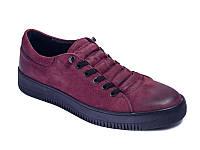 Туфли LUCIANO BELLINI 71112 40 Темно-красные (SP00002660-40)