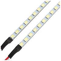 """Универсальная LED подсветка 15-24"""" мониторов и ТВ (набор из 2 LED полос ламп)"""