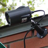 Монтаж IP-камер видеонаблюдения