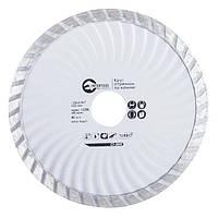 INTERTOOL Диск отрезной Turbo, алмазный 125 мм, 16-18%, CT-2002, фото 1