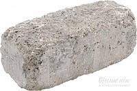 Камень декоративный черный 15x15x35 см