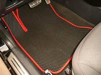 Текстильные коврики на Peugeot 5008 '09-