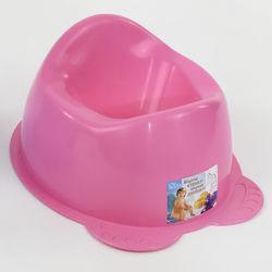 Горшок детский Панда розовый