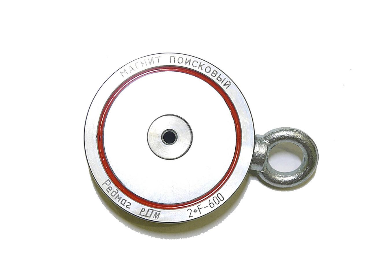 Поисковый магнит Редмаг 2*F600