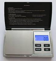 Ювелирные весы+чехол для хранения до 500 (0,1) , фото 1