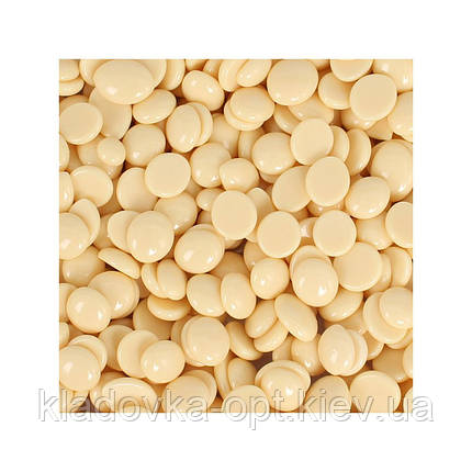 Горячий воск в гранулах Белый шоколад 30 грам, фото 2