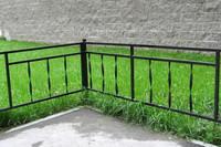 Ограждения газонные