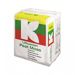 Торф натуральный кислый Klasmann Lithuanian Peat Moss 200 л  pH 3.5-4.5