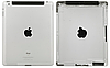 Корпус для iPad 3, серебристый, (версия Wi-fi)