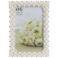Фоторамка для фотографии evg shine 10x15 as02 white